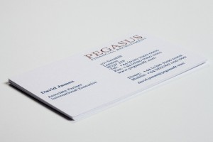 Business cards thermofast printing double sided business cards colourmoves